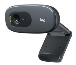 Logitech® C270 HD Webcam - USB