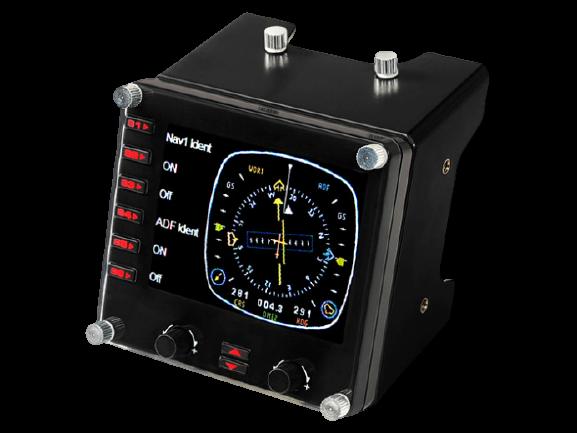 Logitech® G Saitek Pro Flight Instrument Panel - N/A - EMEA