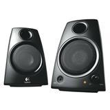 Logitech® Z130 Speakers - BLACK - ANALOG - PLUGC - EMEA