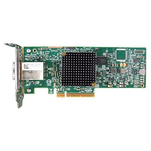 LSI 12Gb SAS 9300-8e HBA Dual Port Customer Kit   Asbis SK