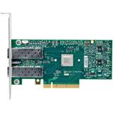 Mellanox ConnectX-3 EN network interface card, 10GbE, dual-port SFP+, PCIe3.0 x8 8GT/s, tall bracket,