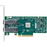 Mellanox ConnectX-3 EN network interface card, 10GbE, dual-port SFP+, PCIe3.0 x8 8GT/s, tall bracket,