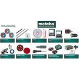 Metabo Basic-Set 2 x 4.0 Ah