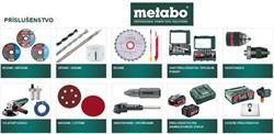 Metabo SDS-max P4P (4C) /22x200/320mm