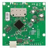 MIKROTIK RouterBOARD 911-5HND + L3 (600MHz; 64MB RAM; 1x LAN; 1x 5GHz 802.11an card)