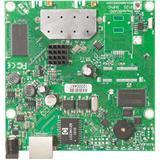 MIKROTIK RouterBOARD 911G-5HPnD + L3 (600MHz, 32MB RAM, 1x LAN,1x5GHz 802.11an card, 2xMMCX)