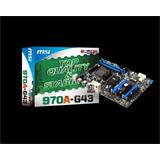 MSI MB 970A-G43 AM3+