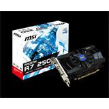 MSI Radeon R7 250 2GD3 OCV1
