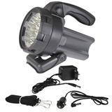 Nabíjacie svietidlo LED KB-2137, 18 LED
