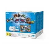Nintendo konzola WiiU Basic Pack White + Skylanders Trap Team