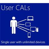 OEM Windows server CAL 2016 User Czech - 5 CAL