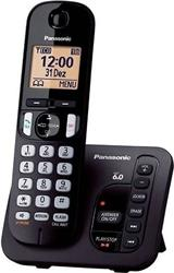 Panasonic KX-TGC220FXB telefon bezsnurovy DECT / c