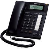 Panasonic KX-TS880FXB jednolinkovy telefon / cierny