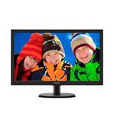 "Philips 223V5LSB/00 21,5"" LED 1920x1080 10 000 000:1 5ms 250cd DVI cierny"