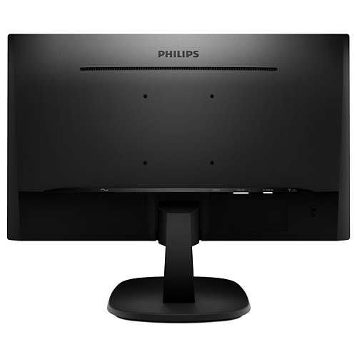 "Philips 243V7QDSB/00 IPS 23.8"" LED 1920x1080 10 000 000:1 5ms 250cd HDMI DVI cierny"