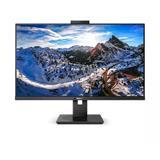 """Philips 326P1H/00 32"""" IPS LED 2560x1440 50M:1 4ms 350cd HDMI DP USB C dock Pivot repro cierny"""