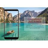 "Prestigio Multiphone Wize Q3 4.95"" TN 480x960 1/8GB QuadCore 3G WIFI BT 2000mAhCAM 2/8Mpx Android 7.0 DUALSIM CIERNY"