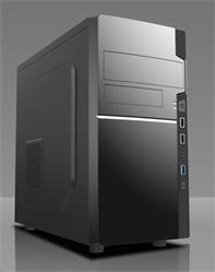 Prestigio Office Pro i5-10400 (4,3GHz) UHD630 8GB 500GB-SSD DVDRW VGA DVI HDMI bez OS