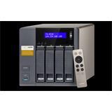 QNAP™ TS-453A-4G-EU 4 Bay NAS, Intel Celeron® N3150 , 2x2GB DDR3L RAM, EU Edition