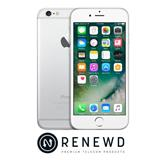 Renewd iPhone 6 Silver 64GB