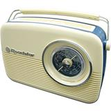 ROADSTAR VINTAGE STYLE LW-MW-FM / AC-DC / 1W / prenosné rádio