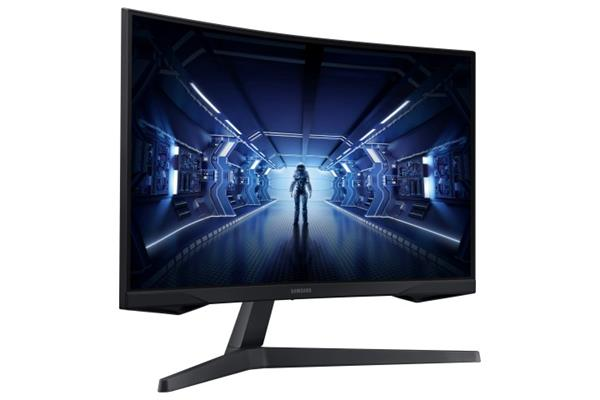 "Samsung Odyssey G5 27"" QLED VA 2560x1440 Mega DCR 1ms 250cd HDMI DP 144Hz"