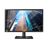 "Samsung S24E650 23,6"" PLS LED 1920x1080 Mega DCR 4ms 250cd HDMI DP PIVOT repro cierny"