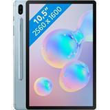 "Samsung Tablet Galaxy Tab S6, 10.5"" 128GB LTE, s perom, sivá"