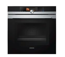SIEMENS_kombinovaná rúra s mikrovlnami, cookControl Plus, roastingSensor Plus, bakingSensor, 15 druhov ohrevu