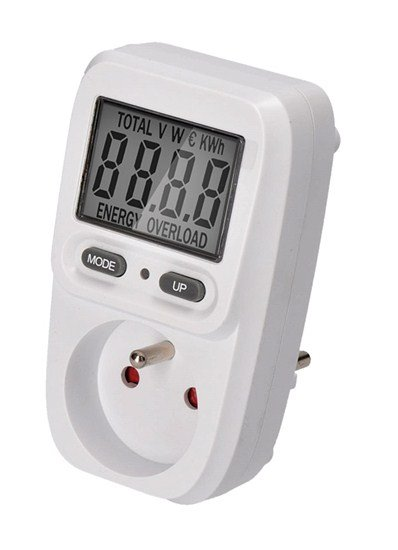Solight digitálny merač spotreby el. energie