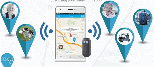 SONQUI_GPS tracker