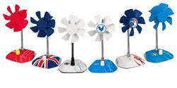 stolný ventilátor Arctic Breeze France USB