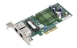 Supermicro AOC-SG-I2, DualGigabit Ethernet - PCI-Express