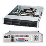 Supermicro® CSE-825TQC-600LPB 2U chassis