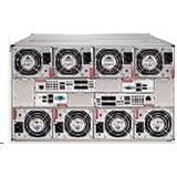 Supermicro MicroBlade Enclosure MBE-628E-816, 8 x 1600W PSU 6U