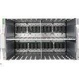 Supermicro MicroBlade Enclosure MBE-628L-816, 8 x 1600W PSU