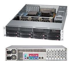 Supermicro Server SYS-6028R-TRT 2U DP