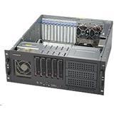 "Supermicro Server SYS-6048R-TXR, 4U, Dual SKT, 16 DIMMs, 5 x 3.5"" hot swap bays, 3 x 5.25""HDD, 2 x 1GbE,11xPCI-E,600W RP"