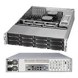 Supermicro Storage Server SSG-6027R-E1CR12L 2U DP