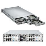 Supermicro® Twin2 AS-2022TG-H6RF - 8x 16/12/8Core Opteron 256GB DDR3 1620W Redundant PSU 2U