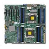 Supermicro X10DRI-LN4F 2xLGA2011-3, iC612 24x DDR4 ECC R,10xSATA3,(PCI-E 3.0/2,3(x16,x8)PCI-E 2.0/1(x4),4x LAN,IPM