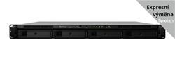 Synology™ RackStation RS820RP+ 4x HDD NAS VMware®, Citrix®, Microsoft® Hyper-V®rack 1U