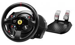 Thrustmaster Sada volantu a pedálů T300 Ferrari GTE pro PC, PS4, PS4 PRO a PS3 (4160609)