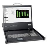 "TrippLite Rackmount Console - 1U Rackmount Console with 19"" LCD"
