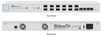 Ubiquiti US-16-XG 12x SFP/SFP+ 4x10Gbps RJ45 rackmount