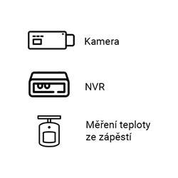 UNIVIEW CW180-NSNM – 3v1 Řešení bezkontaktního měření teploty