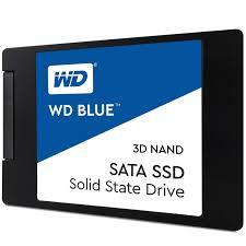 "WD Blue 500GB SSD SATA III 6Gbs, 2,5"" (7 mm) ( r560MB/s, w530MB/s )"