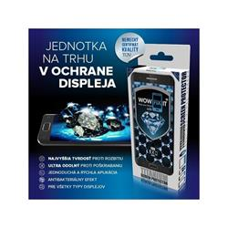 WOW FIX IT, ochranné tekuté sklo 9H pre sklenené displeje smartfónov a iných zariadení do 5,5´´