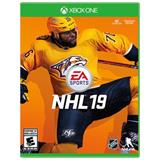 XBOX ONE hra - NHL 19
