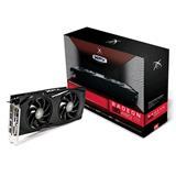 XFX RADEON RX 480 GTR OC Triple X EDITION LED 8GB/256-bit DDR5 3xDP HDMI